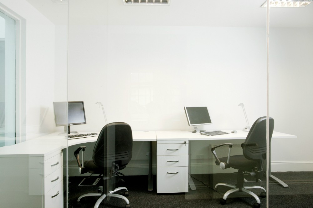 Two Man Office