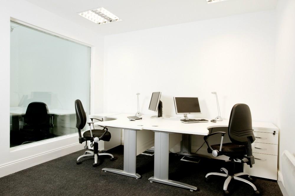 Focused Work Space