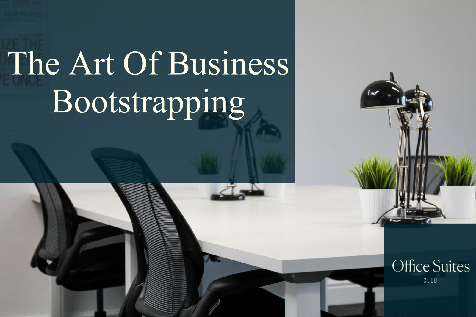 The Art of Bootstrapping for Start-Ups