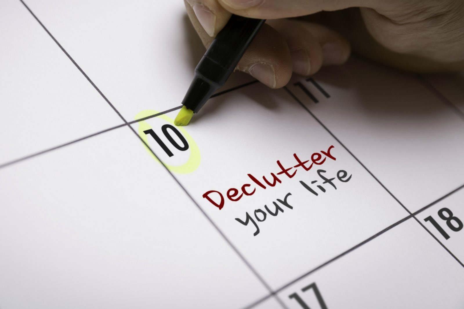 Declutter Your Digital Life Right Now!