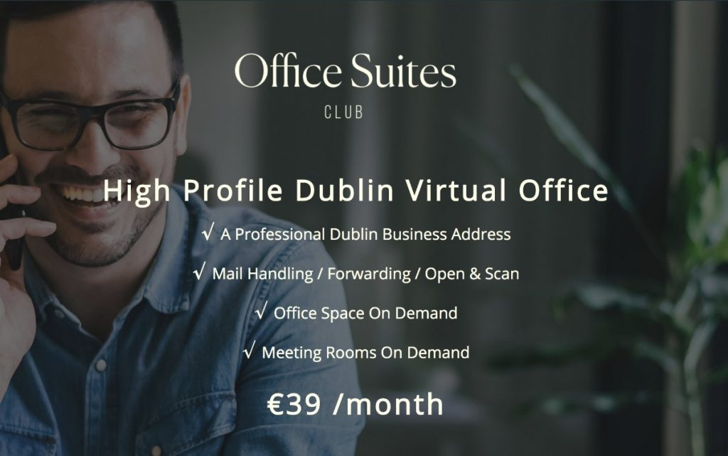 Registered.Business.Address.Dublin