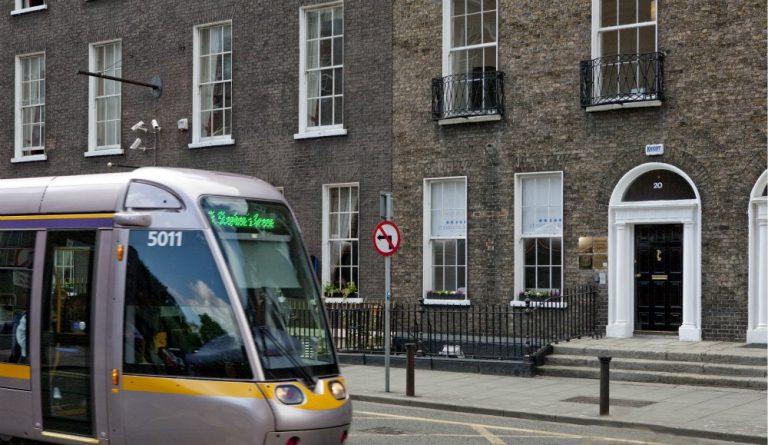 Front 20 Harcourt Street Dublin 2